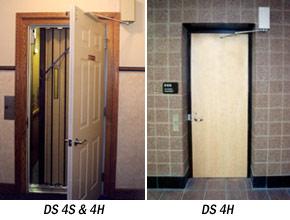 DuraSwing™ 4S u0026 4H elevator door openers ... & Elevator Door Openers and Lift Door and Gate Openers pezcame.com